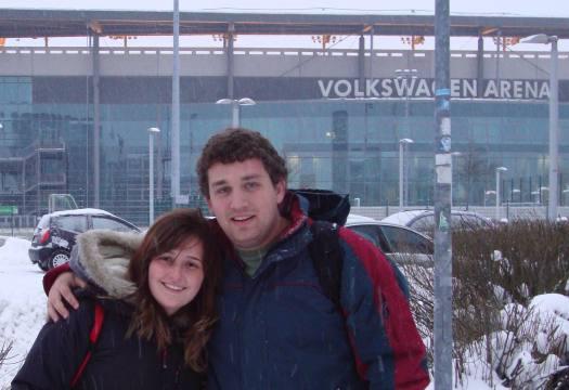 Alunos da Mauá visitam a fábrica da Volkswagen na Alemanha