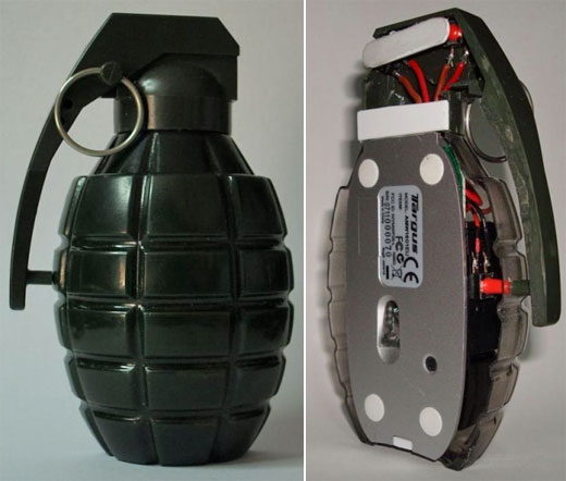 Mouse granada