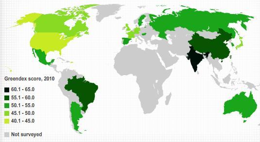 indice-verde-paises